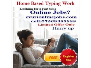 Part Time Home Based Sms Sending And Email Sending Jobs