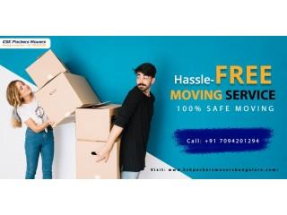 Best Packers & Movers Service in Bangalore - kskpackersmoversbangalore