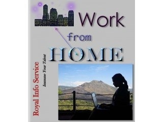 Home Based part Time job