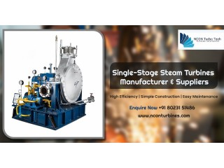 Steam Turbine Manufacturers in India