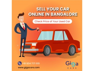 Online Used Car Sales in Bangalore - Gigacars
