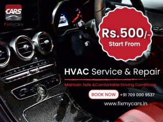 Door Step Car Service Center in Bangalore