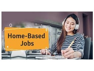Computer based job part time home based in data entry work No Target