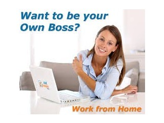 Golden opportunity for everyone part time Online Home Based jobs