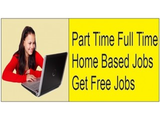 Simple and smart Part time home based job