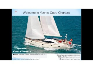Cabo San Lucas Boat Charter