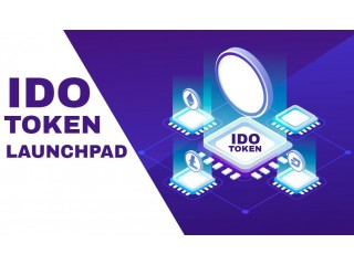 Make your Investments profitable with IDO token launchpad service to top the market