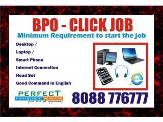 Home based BPO work | Work at Home and earn opportunity | 2130
