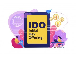 Make your investments profitable with Initial DEX Offering Service