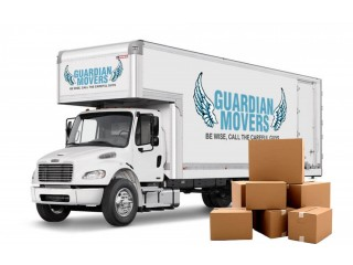 Professional Movers - Guardian Movers