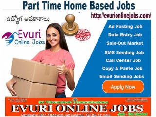 Home Based Form Filling Jobs / Home Based Copy Paste Jobs