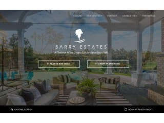 Barry Estates San Diego