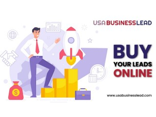 Buy Your Leads Online - Usabusinesslead.