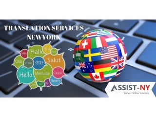 Get Affordable Translation Services in New York From Assist NY!